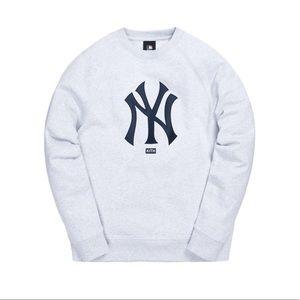 Kith x Yankees Crewneck, Men's Size Medium